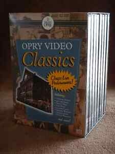 Time Life Opry Video Classic Collection Vol.1