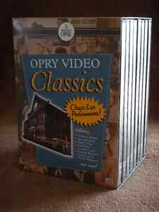 Time Life Opry Video Classic Collection Vol.1 Prince George British Columbia image 1