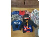 Boys clothes (mainly 3-4)