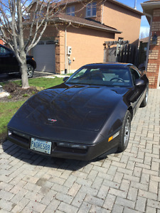 1988 C4 Corvette for Sale $14,000.00 O.B.O.