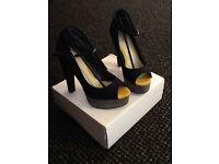 Size 5 Fearne Cotton heels
