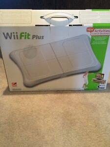 Wii fit (game not included)