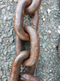 Chain 13mm thick 7M long