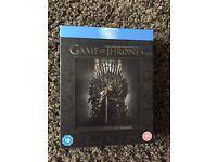 Game of thrones season 1 on blu ray