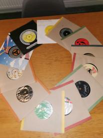records, 45rpm singles