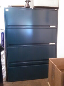 4 Drawer Secure Grand & Toy Filing Cabinet @ $250 OBO