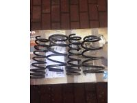 Mk3 Ford Focus ST eibach pro kit lowering springs