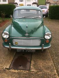 Morris Minor 1964