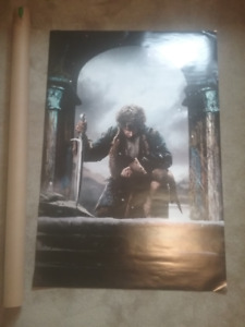Custom Lord of the Rings Poster - Large