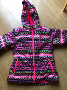 Girls 3 Season Winter Jacket- size 14