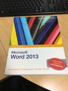 New Perspectives: Introductory Microsoft Word 2013