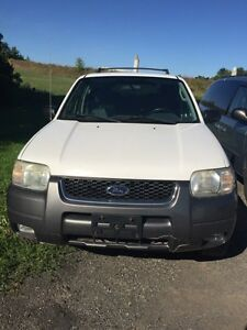 2004 Ford Escape Certified and E-tested