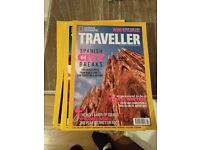 Free national geografic travellers magazines