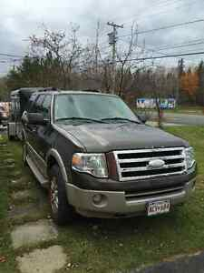 2008 Ford Expedition Eddie Bauer SUV, Crossover