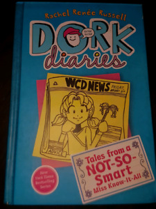 Dork Diaries - Tales from a not so smart miss know it all