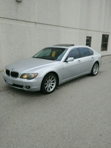 2006 BMW 750Li / ONLY 150KM / Asking $7999