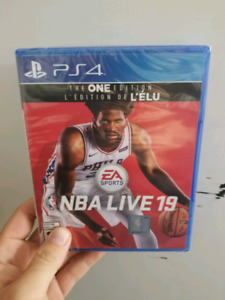 NBA Live 19 Neuf Sealed