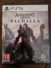 Assassins's Creed Valhalla-PS5