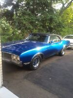 1970 Cutlass convertable Priced to sell