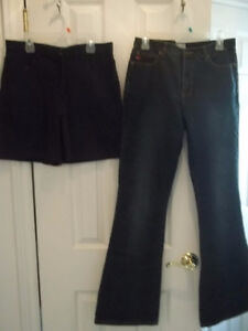 Ladies Clothing - Jeans and Shorts