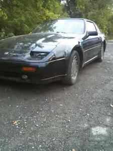 87 NISSAN 300ZX TURBO T TOPS FULLY LOADED