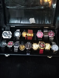 CASE OF WATCHES # 6