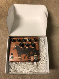 Walrus Audio Vanguard Dual Phaser pedal