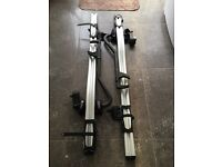 2 x Thule 591 Bike Cycle Bicycle Carriers