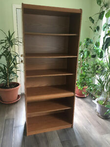 Attractive Large Bookshelf