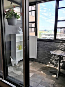 Furnished 1 Bedroom in the heart of downtown Halifax