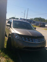 2003 Nissan Murano SE AWD SUV, Crossover AS-IS