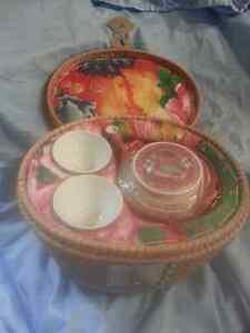 Chinese tea set Cambridge Kitchener Area image 2