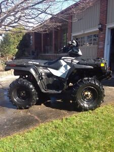 2006 Polaris Sportsman 500 H.O Kawartha Lakes Peterborough Area image 2