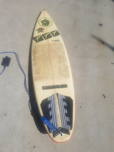 Surfboard 6ft3 PPS