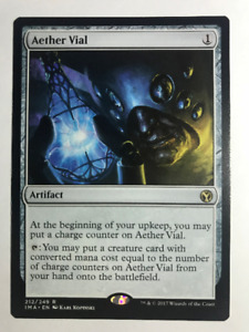 Magic The Gathering Iconic Masters - Aether Vial single NM