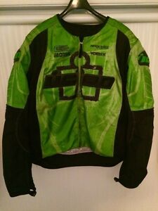 Men's Icon textile jacket size Large