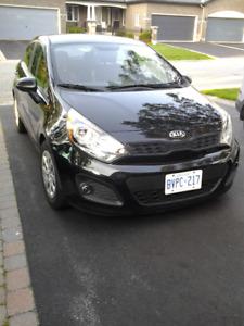 2013 Kia Rio LX+ Hatchback