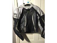 Kawasaki 21 leathers mens