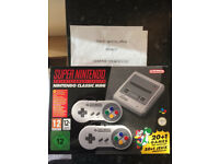 Super Nintendo Classic Mini SNES Console ✔IN STOCK ✔2 YR WARRANTY ✔GAMES BUILT IN