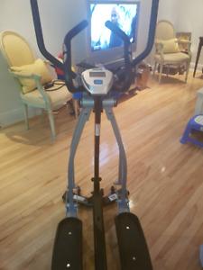 Dual Elliptical/Stepper Machine, Brand New