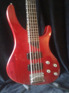 Washburn XB-500 Active 5 String bass