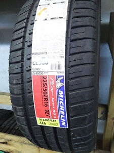 1 (new) 225/50R16 Michelin Pilot Sport A/S-3 (Steve's Tire)