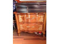 Lush french 2draw chest