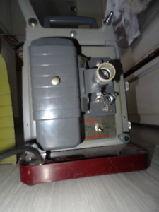 vintage Bell& Howell 8mm Electric projector