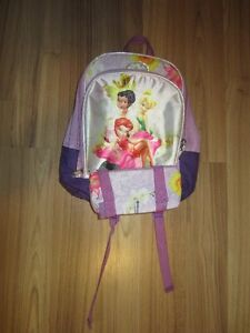 "SMALL ""DISNEY FAIRIES"" BACKPACK & PENCIL CASE"