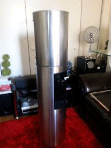 Aqua Verve  S2 Stainless Steel Top Loading Free Standing Water C