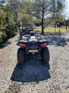REDUCED...850 Polaris Sportsman Quad