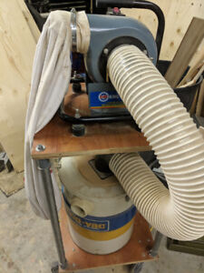 Shop Dust Collection System