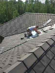 Roof repairs, residential, commercial, flat roofs, best prices Edmonton Edmonton Area image 1