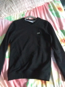 Lacoste Long Sleeve Shirt WORN ONCE Size Medium Mens